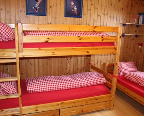 Adlerhorst Kinderzimmer