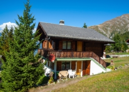 Chalet Bambi Rosswald