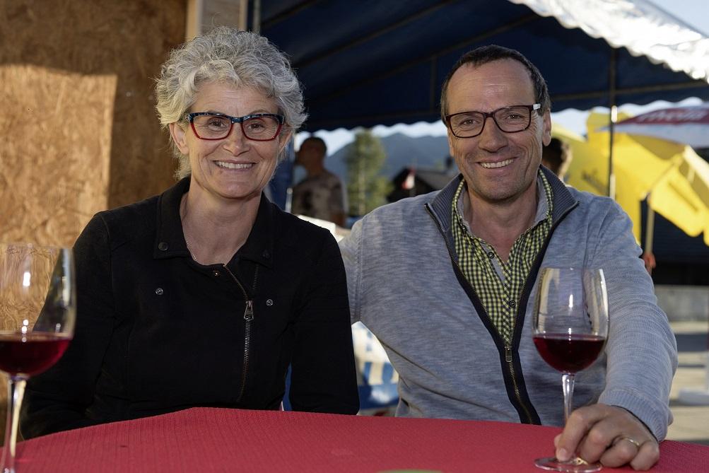 Herbert und Margot Burgener