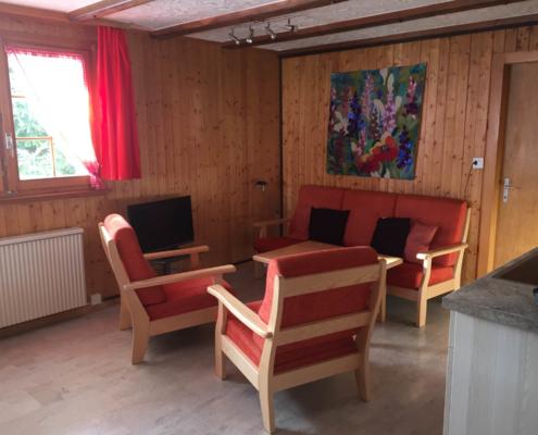 Chalet Allegra Sofa