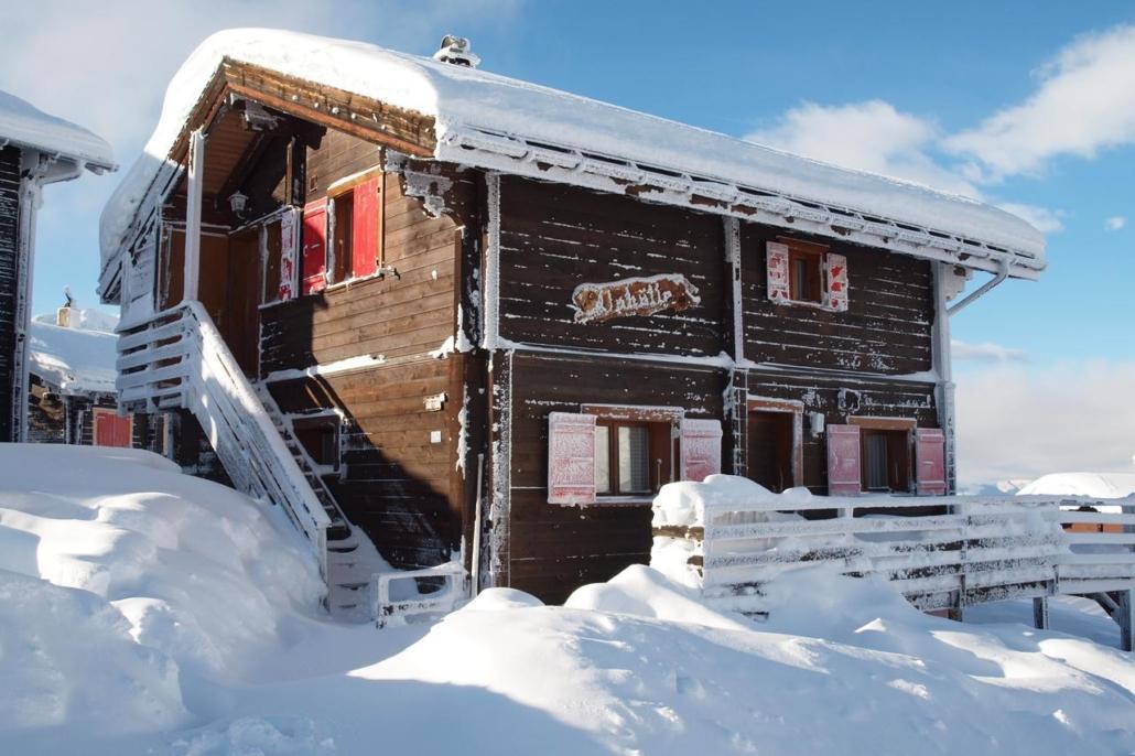 Chalet Alphütte Rosswald