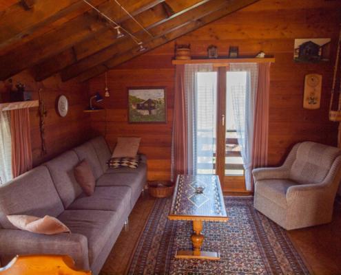 Chalet Alphütte