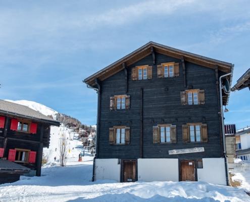 Hostel Rosswald Wallis