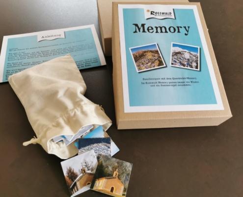 Rosswald Memory