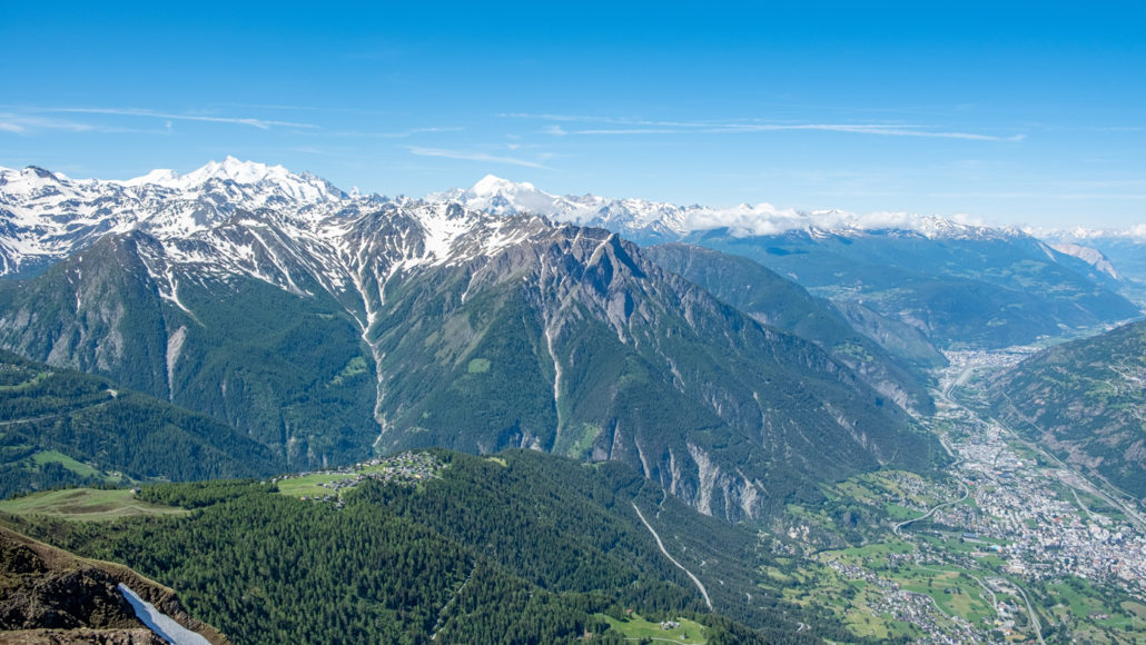 Ferienwohnungen im Wallis
