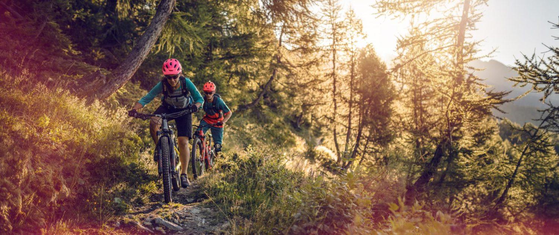 Walliser Bike Singletrails
