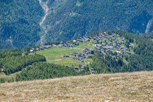Alpe Rosswald im Winter