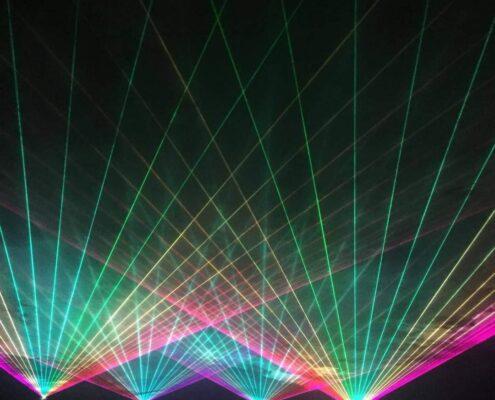 Lasershow Rosswald